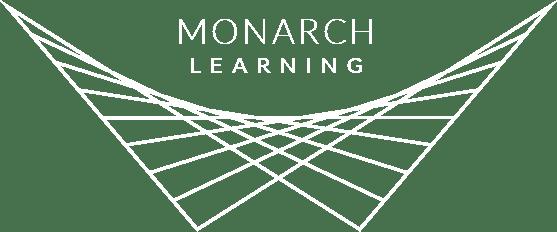 monarch-learning-logo-white